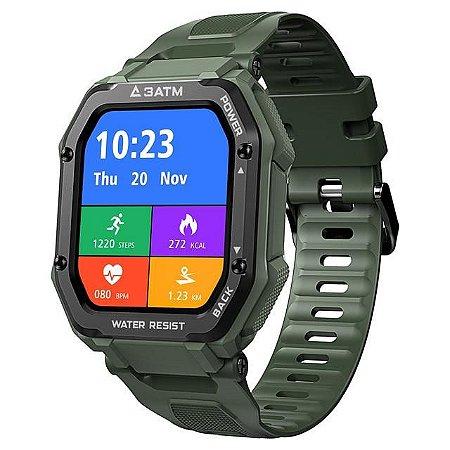 Relógio Smartwatch Kospet Blindado Raptor