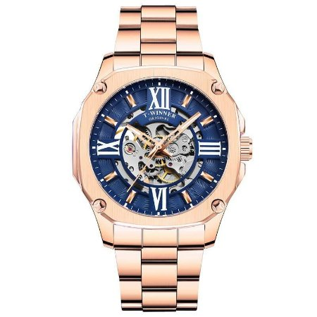 Relógio Automático Winner Turbilhão