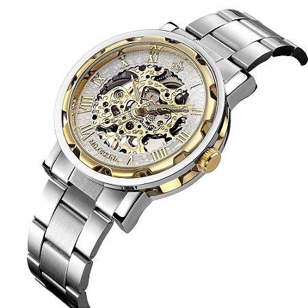 Relógio Automático Orkina Steel
