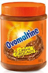 Ovomaltine Creme Crocante De Avelã Importado Belga 660g