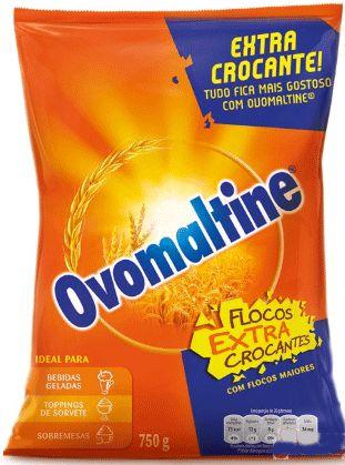 Ovomaltine Flocos Extra Crocantes 750g