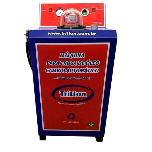 Máquina de Troca de Óleo de Câmbio Automático - Capacidade de 25L