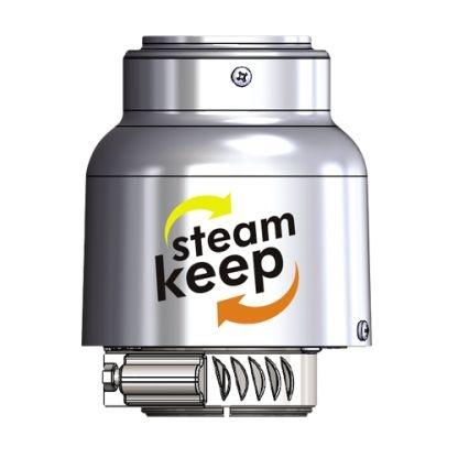 Válvula de Pressão e Vácuo - Steam Keep