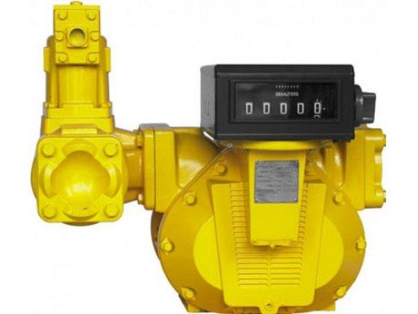 Medidor Registrador Mecanico Para Combustiveis - 4 Pol - 130 A 1300Lpm