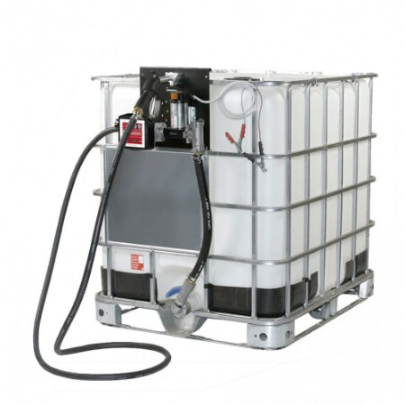 Unidade de Abastecimento I - Bateria 12V - Diesel 40 L/min