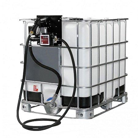 Unidade de Abastecimento para Diesel Elétrica 220V - 60 L/min