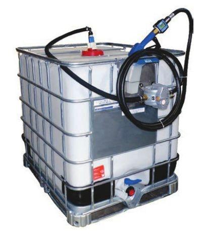 Unidade de Abastecimento Pneumática paa Arla - Profissional