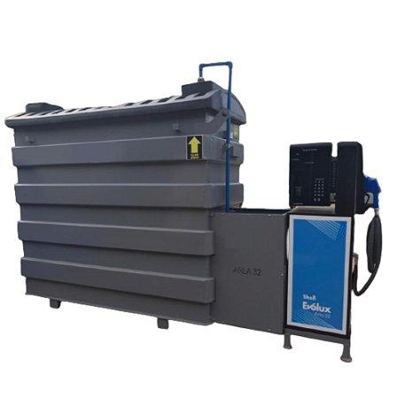 Unidade de Abastecimento para ARLA 32 Capacidade 3000 Litros