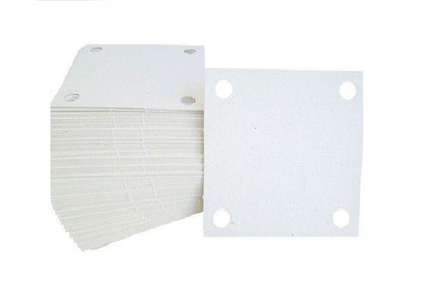 Papel Filtrante 7X7 - 4 Furos