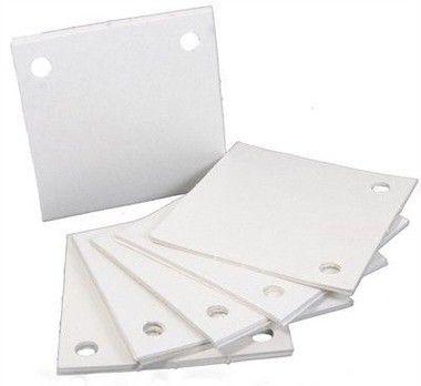 Papel Filtrante Quadrado 12x12 - 2 Furos
