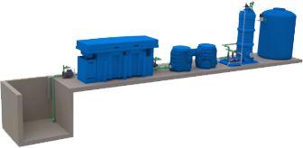 Ampere - Equipamento para Reúso de Água
