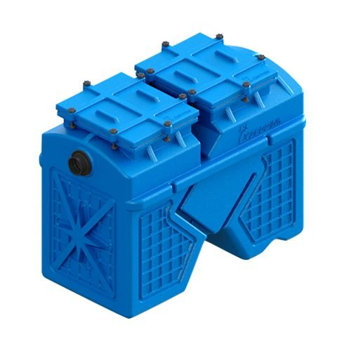 Caixa Separadora de Água e Óleo - Modelo ZP-5000