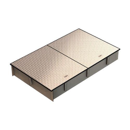 Câmara de calçada para caixa separadora de água e óleo ZP-2000 (Área trafegável)