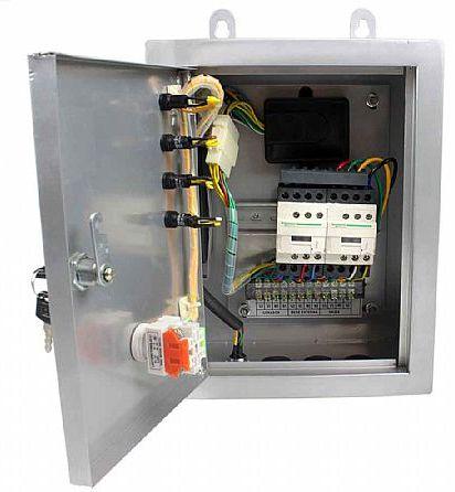 Painel ATS de Transferência Automática Trifásico 380V para Geradores