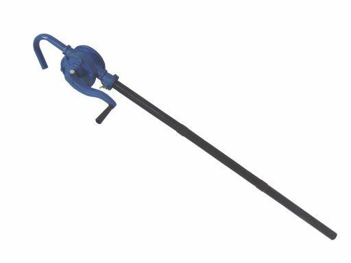Bomba De Transferencia Rotativa - Aluminio - Para Solventes Leves