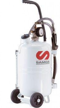 Bomba Pressurizada Para Abastecimento De Oleo Lubrificante - Cap. 25L