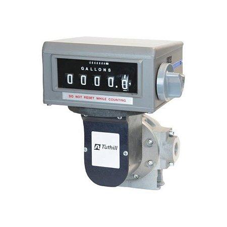 Medidor Mecânico Alta Vazão para Aviação 150 LPM - FILL-RITE