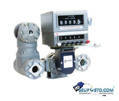 Medidor Mecânico para Avião - Vazão 230 L/Min