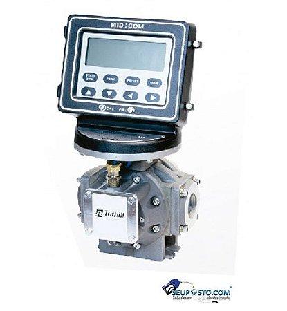 Medidor Digital de Alta Vazão de 150LPM 3Pol