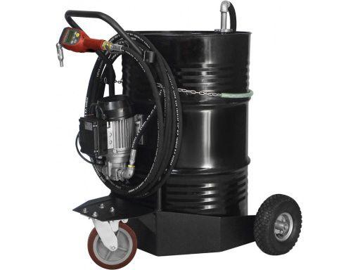 Unidade Movel Eletrica 220V Med Programável Adap Tambor 200L-14Lpm