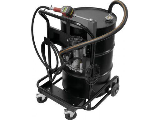 Unidade Movel Eletríca Med Programável Adap Tambor 200L-10Lpm