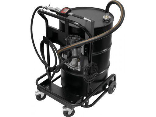 Unidade Movel Eletríca Piusi Med Mecânico Adap Tambor 200L-10Lpm