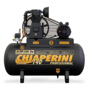 Compressor de ar Profissional 10 pés 110 litros - monofásico