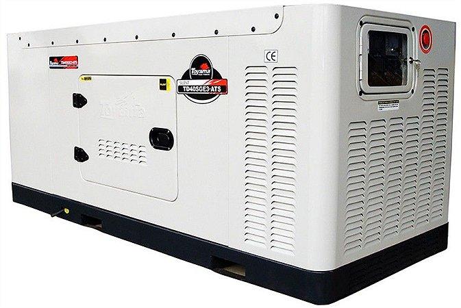 Grupo Gerador de Energia à Diesel 40 KVA Trifasico 380V