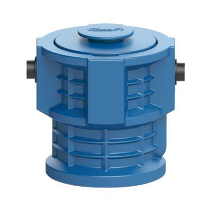 Módulo Pré - Filtro -> Módulo Separador de Sólidos e Sobrenadantes (Gradeador)