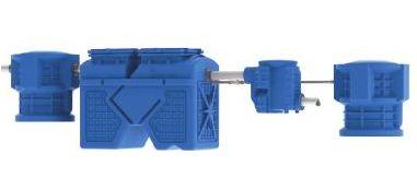 Sistema Separador de Água e Óleo 5000 L
