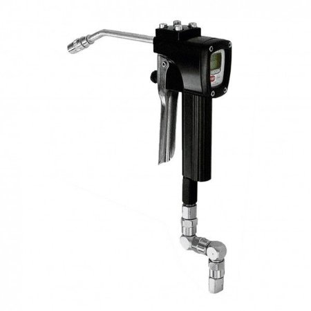 Medidor Digital com Gatilho para Graxa 1-4 Polegadas BSP