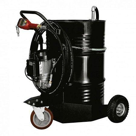 Unidade Movel Eletrica 220V Med Programavel Adap Tambor 200L-25Lpm