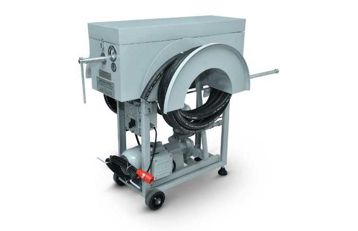 Limpa Tanque - Filtragem de Diesel Industrial