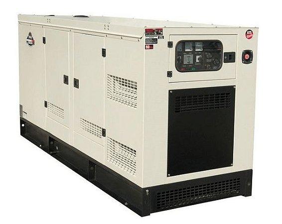 Gerador a Diesel 125 KVA Trifásico 380V - Cabinado