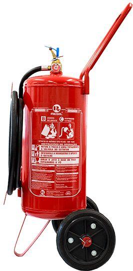 Extintor de Pó BC 20 Kg