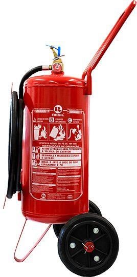 Extintor de Pó ABC 20 Kg