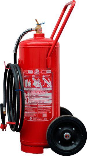 Extintor de Água 50 Litros