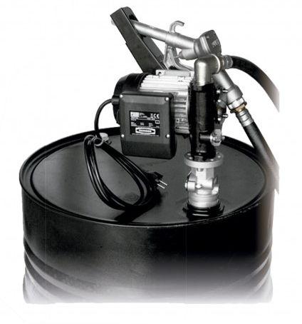 Unidade De Abastecimento Eletrica 220V - Oleo Diesel - 60Lpm