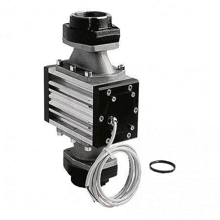 Medidor de Pulso para Diesel Entrada e saída de 2 Polegadas BSP 250LPM
