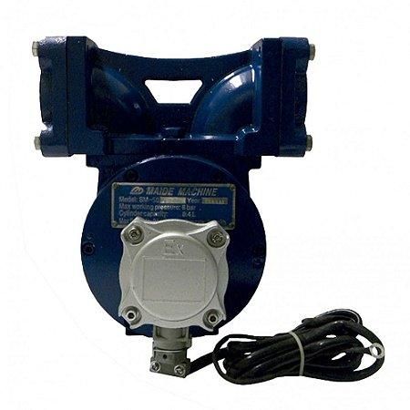 Medidor de Pulso para Óleo Lubrificante e Diesel Entrada e saída de 2 Polegadas BSP 400LPM