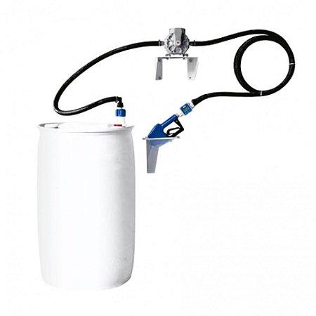 Unidade de Abastecimento Pneumática Pro  50LPM com Medidor Digital e Bico Automático