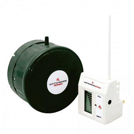 Sensor Ultrassônico de Nível 2Pol com 200M de Visão