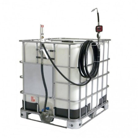 Unidade de Abastecimento Med Digital 10M Mang 1-2Pol IBC 1000LT 35LPM