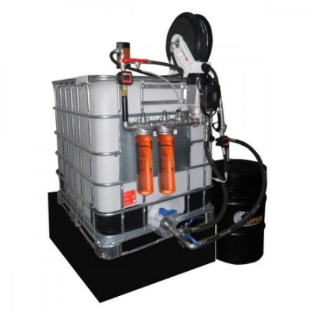 Unidade de Filtragem Elétrica Cap 1000L com 2 Elementos Filtrantes