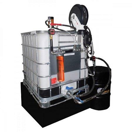 Unidade de Filtragem Elétrica 1000L com 1 Elemento Filtrante
