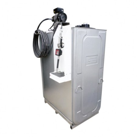 Unidade de Abastecimento Elétrica SAE 90 220V  1000L 25LPM Med Digital