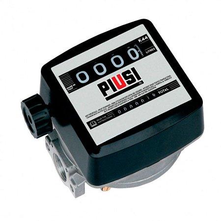 Medidor Mecânico para Óleo Lubrificante 04 Dígitos - 2100P-4L - Piuse