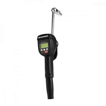 Medidor Digital Programável para Óleo Lubrificante 30LPM 1-2 Polegadas BSP