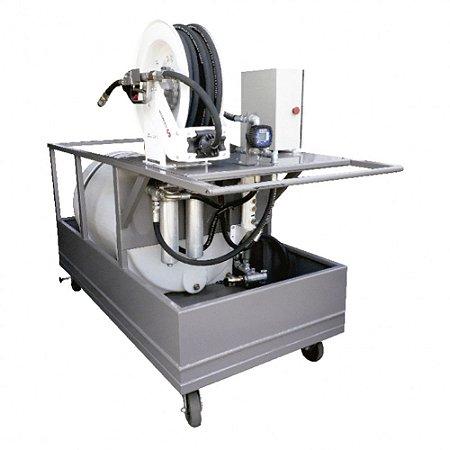 Unidade de Filtragem Pneumática Offline Capacidade 250L ISO 220 45LPM