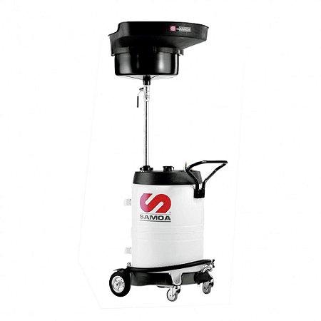 Coletor Pressurizado Capacidade 100 Litros com Engate Rápido 3-4 Polegadas